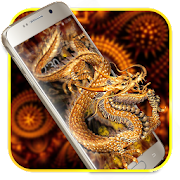 Golden Dragon Tema