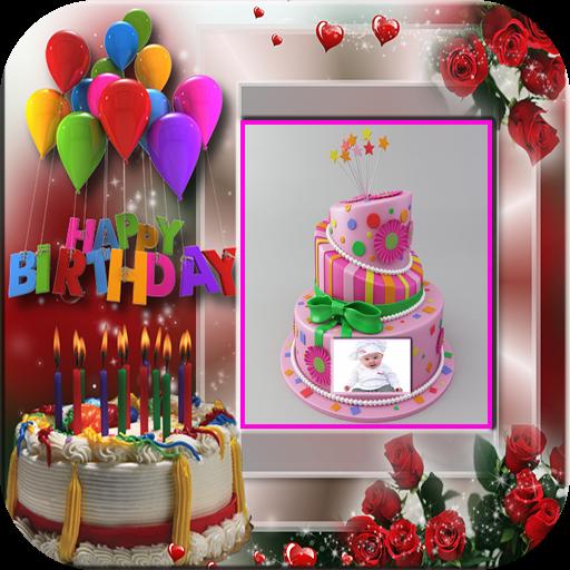Birthday Cakes Photo Frames Apps On Google Play