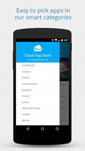 Cloud App Store 2.0 screenshots 2