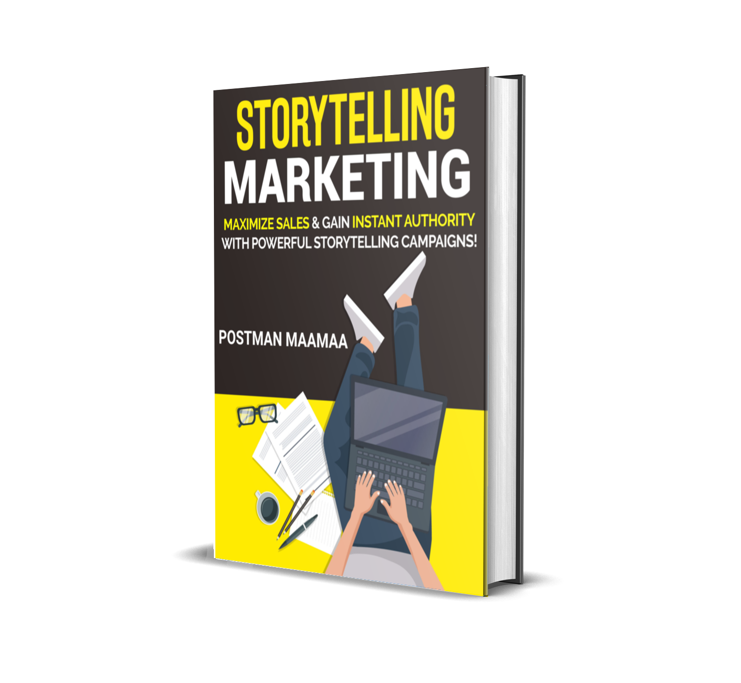 Special Bonus #4 – Storytelling Marketing