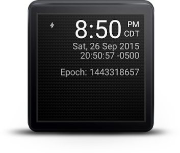 DevOps Time (Wear Watch Face) screenshot 2