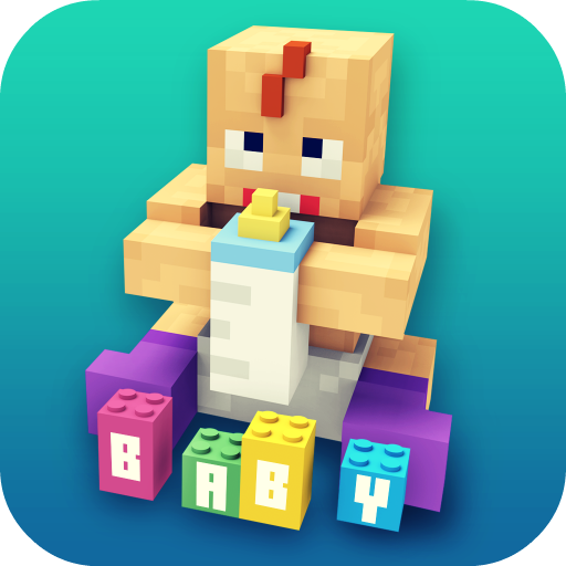 Baby Craft: Kids World Crafting and Building Games