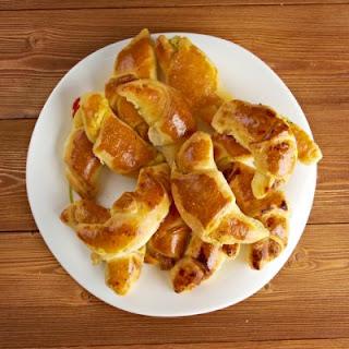 Totally Cheesy Croissants