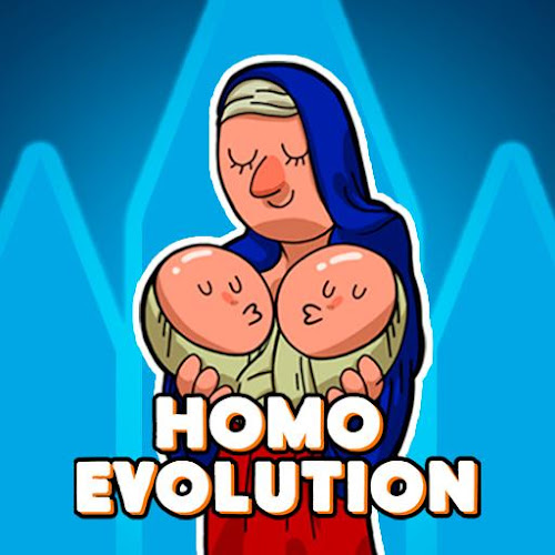 Homo Evolution: Human Origins  (Mod Money)