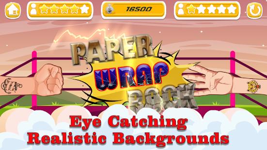 Rock-Paper-Scissor ~  Childhood Traditional Game ! - náhled