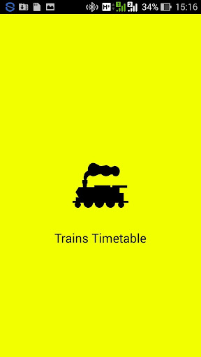 Trains Timetable