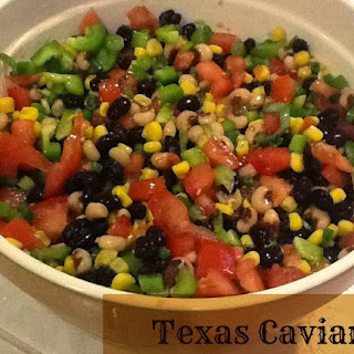 Texas Caviar.