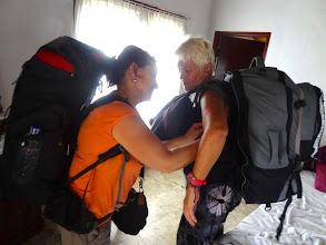 Photo: UBUD - notre départ pour Munduk
