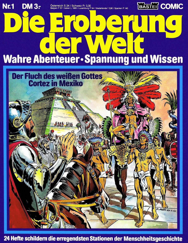 Die Eroberung der Welt (1981) - komplett