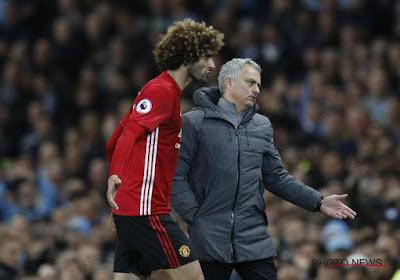 """Mourinho over hoe Fellaini een cultheld werd in Manchester: """"Enkel een sterk karakter kon dit overwinnen"""""""