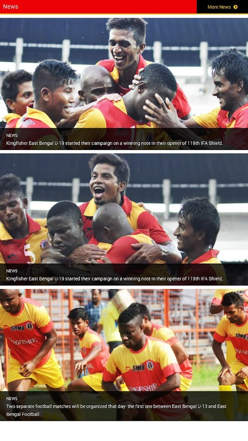 EBRPFC | East Bengal Fans- screenshot