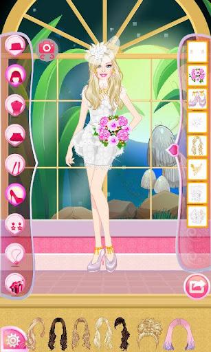 Mafa Moonlight Bridal Dress Up