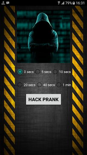 hack app - hack prank 3.0.0 screenshots 1
