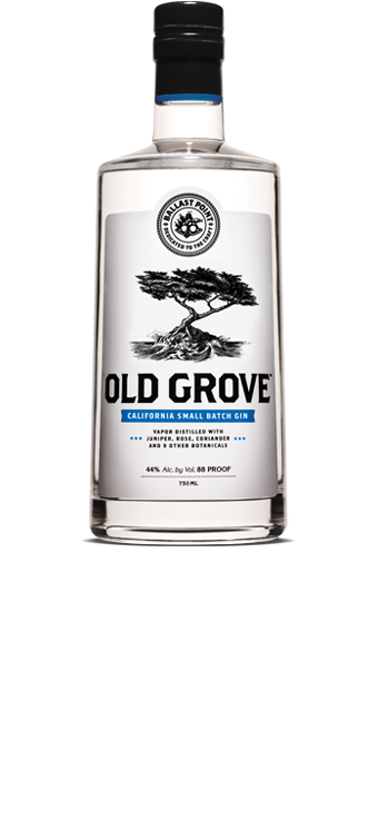 Logo for Ballast Point Old Grove Gin
