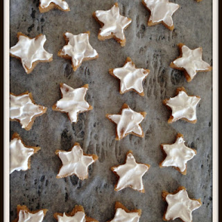 Cinnamon Star Christmas Cookies (Zimtsterne) Recipe