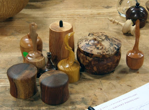 Photo: The lidded challenge brought many different items, these and more.