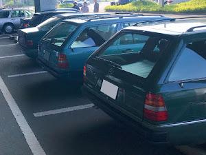 Eクラス ステーションワゴン W124 '95 E320T LTDのカスタム事例画像 oti124さんの2020年08月17日08:31の投稿