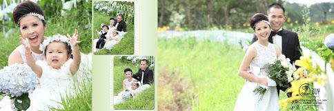 Chụp hình cưới ngoại cảnh tại Đà Lạt
