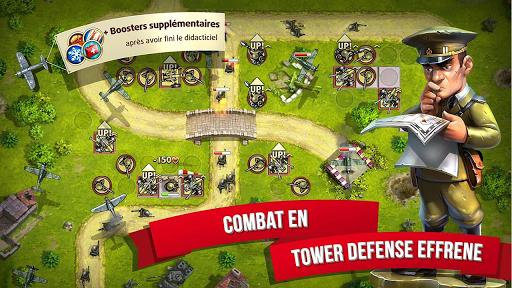 Code Triche Toy Defense 2 — Tower Defense APK Mod screenshots 1