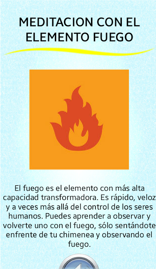 Sanacion Elemental- screenshot