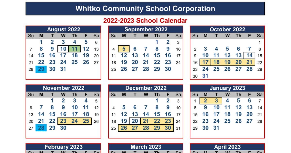 Durham Public Schools Calendar 2022 2023.School Calendar 2022 2023 Pdf Google Drive