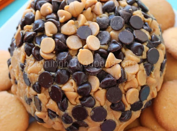 Reese's Peanut Butter Cheese Ball Recipe