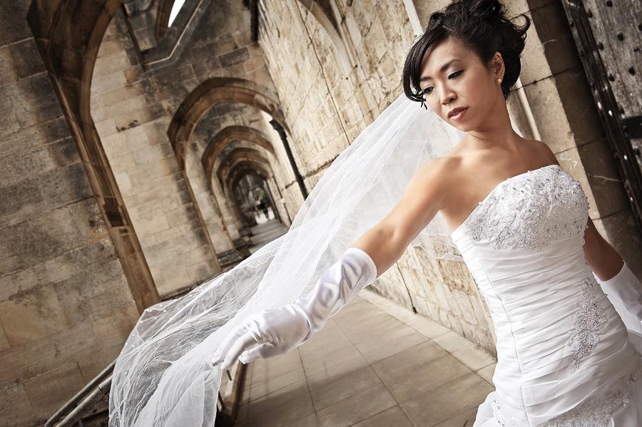 by Jay Hoque - Wedding Bride