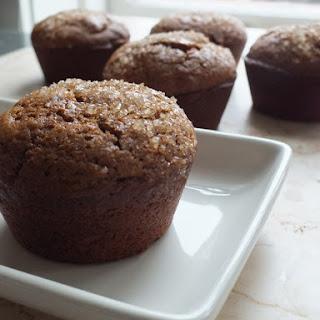 Feeling A Little Bitter Gingerbread Muffins