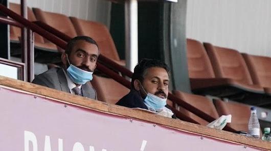 Mohamed El Assy arropa al Almería en el día de la vuelta a la Liga
