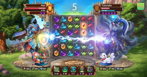 Heroes of Alterant: Match 3 RPG 2.7.2 {cheat|hack|gameplay|apk mod|resources generator} 1