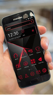 App Red Live light Theme APK for Windows Phone