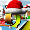 Mini Golf: Retro Christmas icon