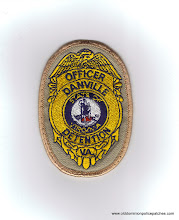 Photo: Danville Adult Detention, Badge