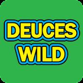 Deuces Wild Poker OFFLINE FREE