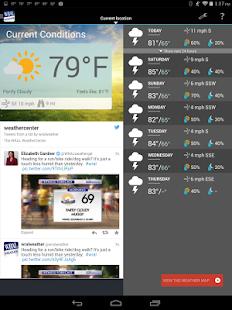 WRAL Weather - screenshot thumbnail