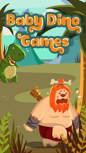 Baby Dinosaur Games