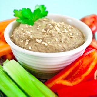 Asian Adzuki Bean Dip