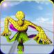 Flying Spider Super Hero Survival