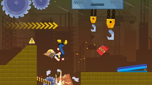 Stickman Destroy - Super Warriors Destruction screenshot 3