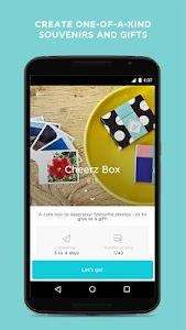 CHEERZ: Mobile Photo Printing screenshot 1