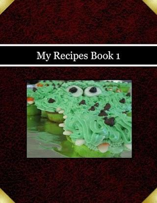 My Recipes Book 1