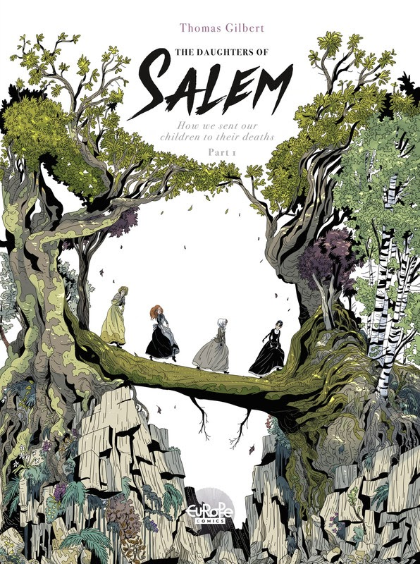 The Daughters of Salem: How we sent our children to their deaths (2019) - complete