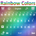 Arco Iris Color de Teclado icon