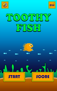 🐠 Toothy Fish 🐠- screenshot thumbnail