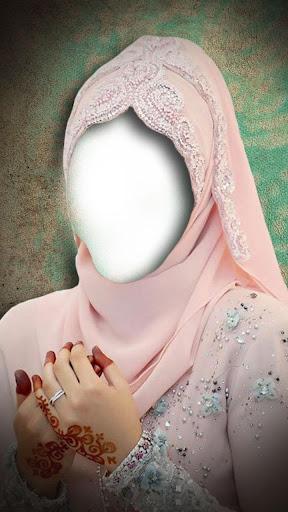 Hijab Wedding Dress Editor 1.5 screenshots 3