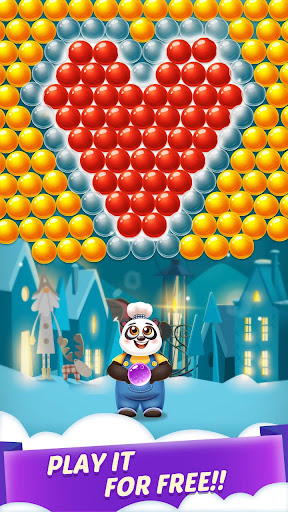 Bubble Shooter Cooking Panda 1.3.10 screenshots 5