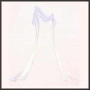 水の薄絹-夏