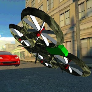3D Drone Racing Simulator 2017 for PC and MAC