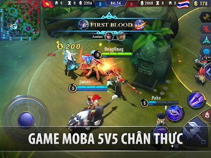 Tải Game Mobile Legends