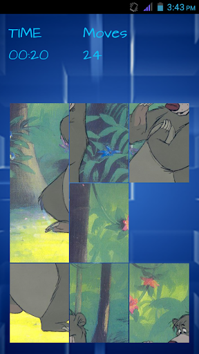 Puzzle and Wallpaper: Baloo